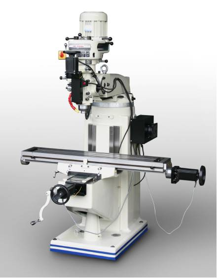 CNC Milling Machine with X,Y and Z servo motors
