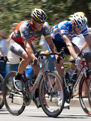 Lance Armstrong's doping practices were exposed in The Secret Race through the inside knowledge of Tyler Hamilton.