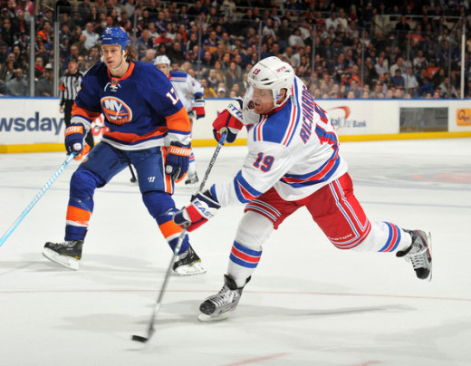 Brad Richards must find his game quickly if the Rangers are going to compete for the Cup in 2013