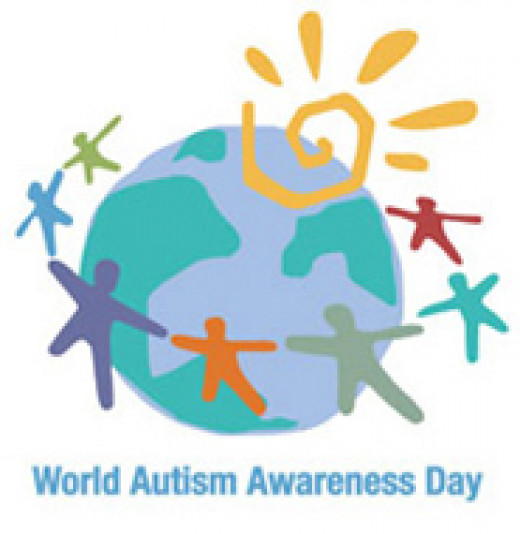 World Autism Awareness Day logo, used with permission.