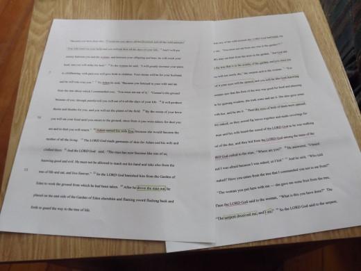 Sample manuscript.