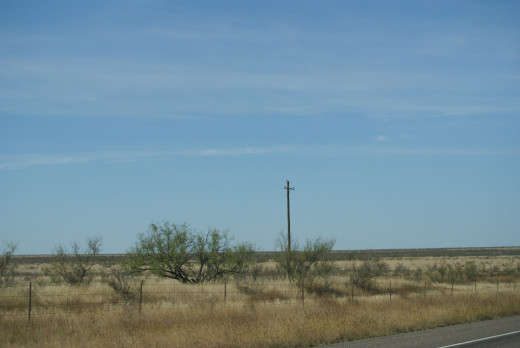 West Texas Scenery