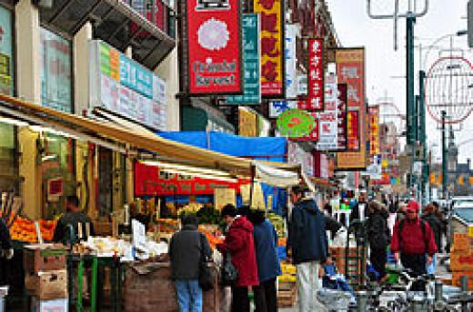 Spadina Avenue Chinatown