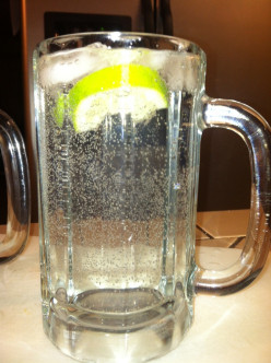 The College Hobbyist: Best Five Minute Gin and Tonic Recipe
