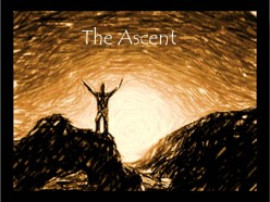 The Ascent:  Lost in the Landslide of Life