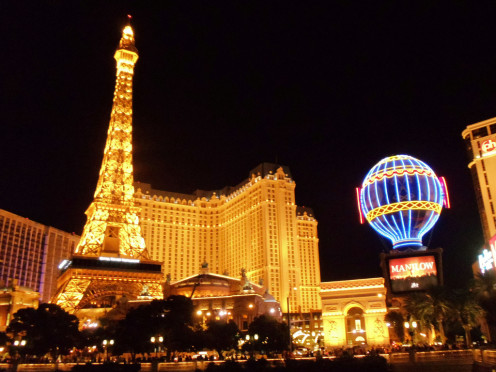 Paris Hotel in Las Vegas, Nevada