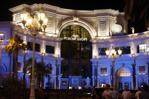 Las Vegas Boulevard - Forum Shops