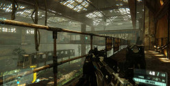 Crysis 3 Get to the North Railyard