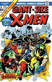 A new X-men team arrives.