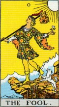 The Fool The Rider-Waite-Smith Tarot Deck is a part of the public domain, and all pictures for this article were taken personally by the Author.