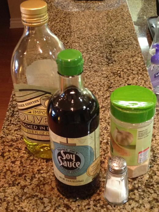 Seasonings and Oils