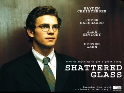 Shattered Glass: read between the lies of investigative journalism