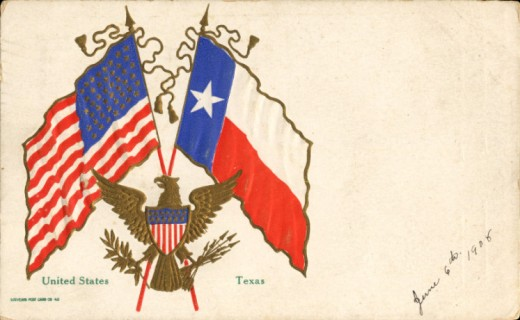 Flags of Texas