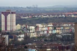 A view of Bristol.