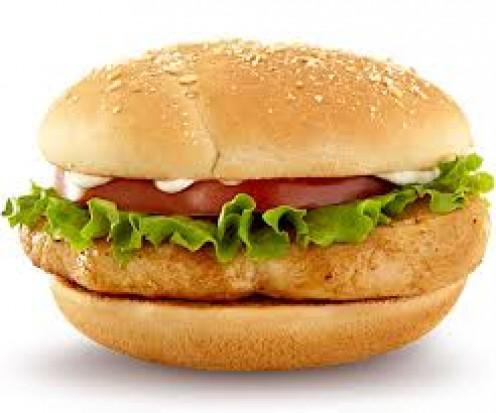 McDonald's Premium Grilled Chicken Sandwich