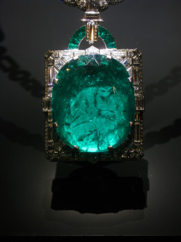 The perfect emerald wedding, would start with emerald jewelry. The symbolism is simple: every sizeable emerald has flaws, yet its still beautiful and we love it!