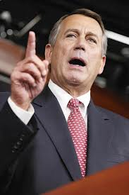 Plan B and the Tea Party Caucus are the least of House Speaker John Boehner's problems right now.