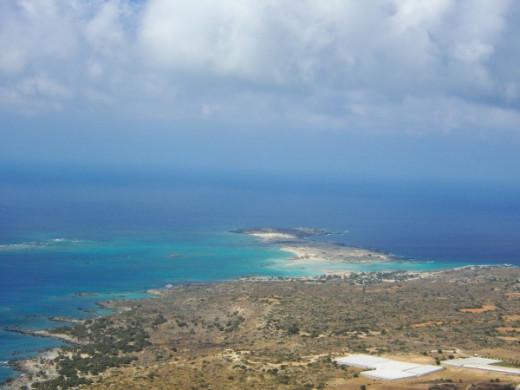 Elafonisi Panorama