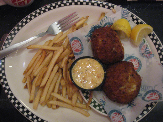 Maryland Crabcakes