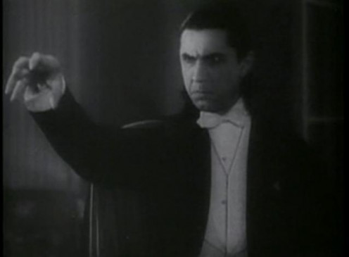 Bela Lugosi as Count Dracula 1931