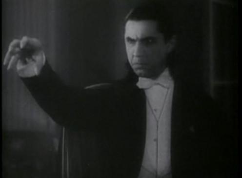 Bela Lugosi as Count Dracula 1931