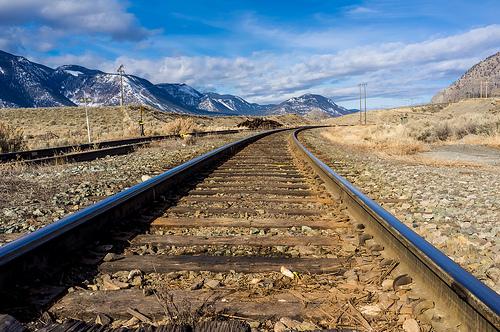 Train Tracks 02 from Brian Kushniruk Source: flickr.com