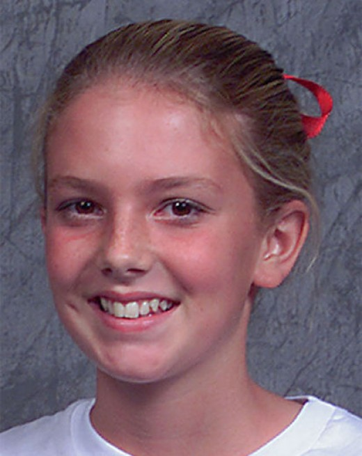 Brittanie Cecil, age 14, attended a Columbus Blue Jackets game for the first time in 2002. An errant puck struck her head and she died as a result of those wounds