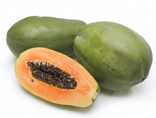 Papaya is a super fruit that controls gout and fights cancer.