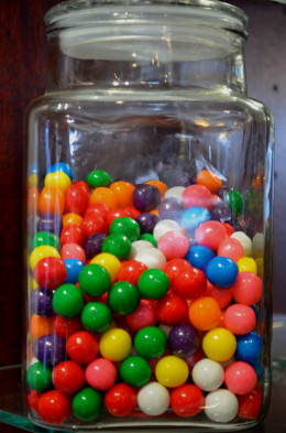 Need some gumballs?