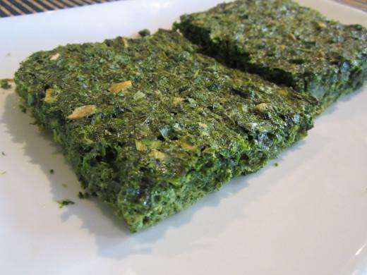 Herbs Frittata