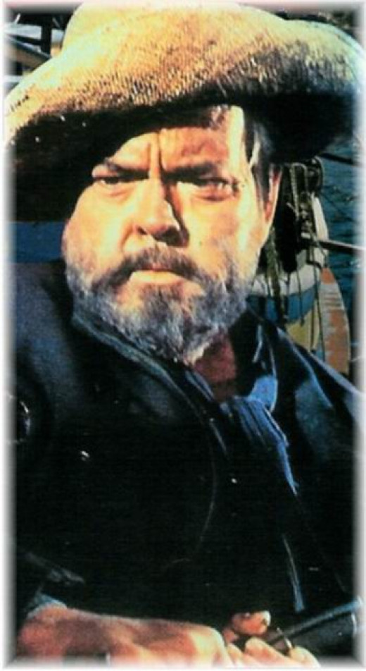 Orson Welles in Treasure Island (1972)
