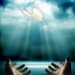 Holy Spirit, help me reach out.