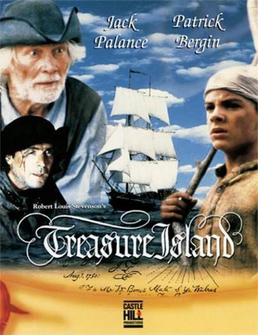 Treasure Island (1999) poster