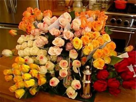 50 Roses
