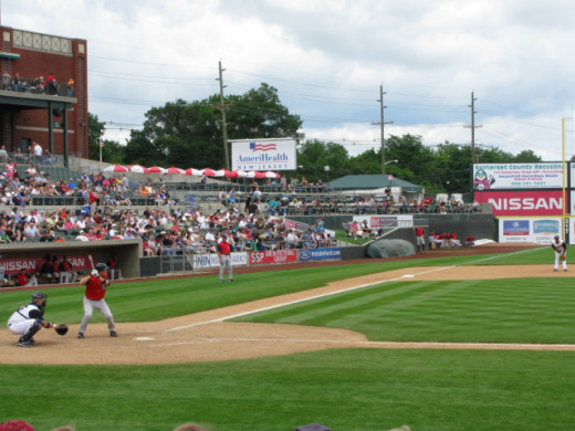 The Internet Can Be A Great Resource For Finding Fun Things To Do Outdoors, Such As A Local Minor League Baseball Game (Somerset Patriots, Bridgewater, NJ)