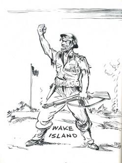 The Battle for Wake Island