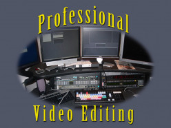 Becoming A Professional Video Editior: First Steps