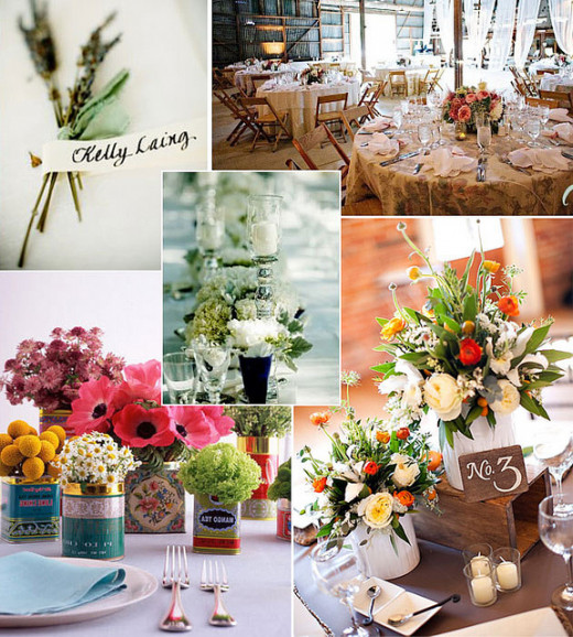 Summer, Spring, Fall Wedding Styles!