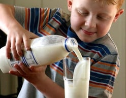 Recommended Milk for Infants, Toddlers is Two Cups, No More, No Less