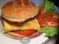 Asian Style Burger Recipe
