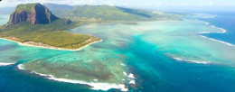 This 'Lost Continent' in the Indian Ocean is clear evidence of moving tectonic plates and displaced ocean levels.