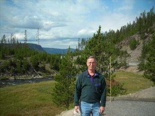 The intrepid traveler along the Gorge Highway
