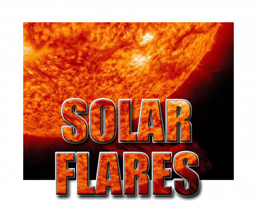 NASA uses solar flares to explain a wide variety of topics that are affecting the Earth.