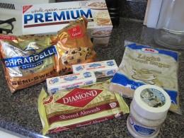Basic ingredients.
