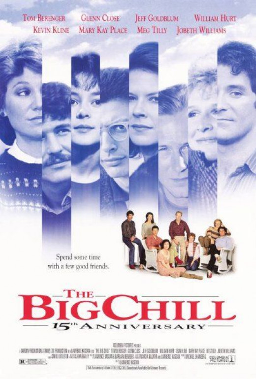 The Big Chill Poster