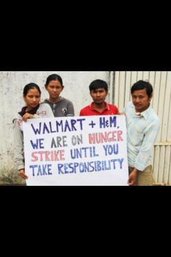 Do You shop at Wallmart despite its questionable ethics towards foriegn workers who make product?