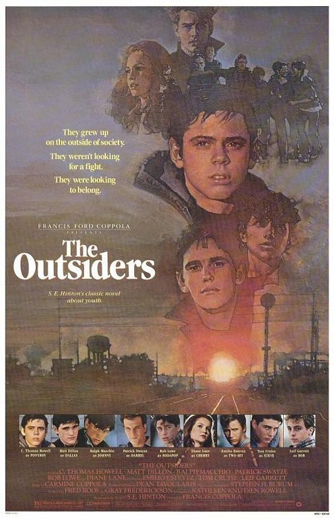 The Outsiders Poster #2
