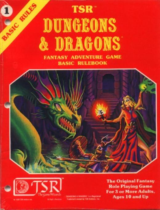 That's a dragon.  Not Satan.