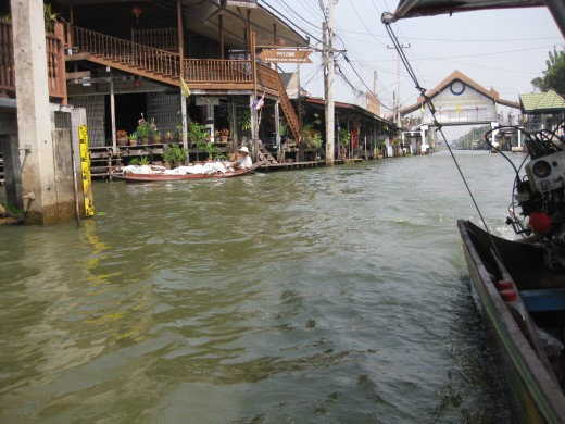 A non-boat market