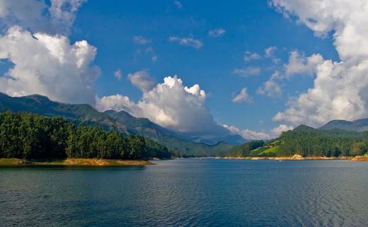 Mattupetti reservoir